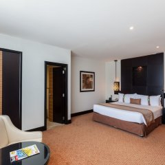Отель Holiday Inn Dubai - Al Barsha удобства в номере фото 2