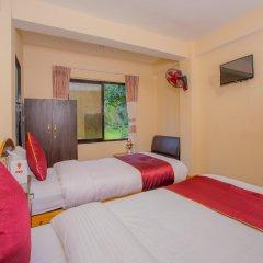 Отель OYO 265 Hotel Black Stone Непал, Катманду - отзывы, цены и фото номеров - забронировать отель OYO 265 Hotel Black Stone онлайн комната для гостей