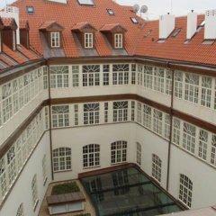 Отель Barcel�_ Old Town Praha балкон