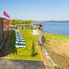 Гостиница Volga Star в Саратове отзывы, цены и фото номеров - забронировать гостиницу Volga Star онлайн Саратов приотельная территория