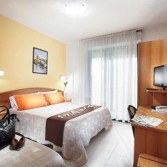 Отель Emilia Италия, Римини - отзывы, цены и фото номеров - забронировать отель Emilia онлайн комната для гостей фото 6