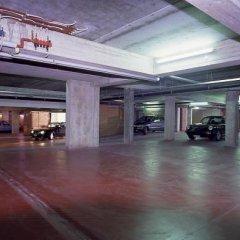 Отель Parkhotel Brugge парковка