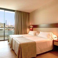 Отель Deloix Aqua Center Испания, Бенидорм - отзывы, цены и фото номеров - забронировать отель Deloix Aqua Center онлайн комната для гостей фото 5