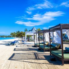 Отель Azul Beach Resort Negril by Karisma, Gourmet All Inclusive пляж