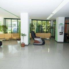 Отель SLAVYANSKI Солнечный берег фитнесс-зал