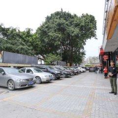 Отель Guangdong Baiyun City Hotel Китай, Гуанчжоу - 12 отзывов об отеле, цены и фото номеров - забронировать отель Guangdong Baiyun City Hotel онлайн парковка