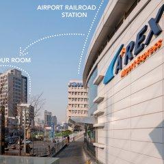 Отель J Loft Seoul Station городской автобус