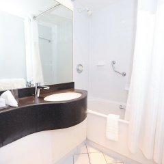 Отель Crowne Plaza Manchester Airport Манчестер ванная