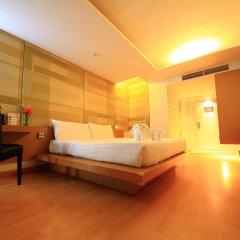 Отель Le Fenix Sukhumvit комната для гостей