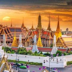 Отель Nana Best Inn Бангкок пляж