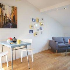Отель Studio Vieux Nice calme & climatisé Франция, Ницца - отзывы, цены и фото номеров - забронировать отель Studio Vieux Nice calme & climatisé онлайн комната для гостей фото 4