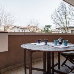 Отель Padova - Via Rizzo 49A Италия, Падуя - отзывы, цены и фото номеров - забронировать отель Padova - Via Rizzo 49A онлайн балкон