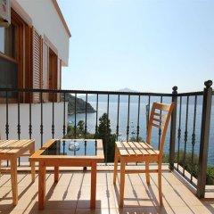 Kuluhana Hotel&Villas Kalkan Турция, Патара - отзывы, цены и фото номеров - забронировать отель Kuluhana Hotel&Villas Kalkan онлайн балкон фото 3