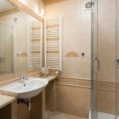 Отель Wloski Польша, Познань - отзывы, цены и фото номеров - забронировать отель Wloski онлайн ванная