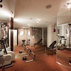 Niebieski Art Hotel & Spa фитнесс-зал