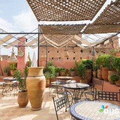 Отель Riad Maison-Arabo-Andalouse Марокко, Марракеш - отзывы, цены и фото номеров - забронировать отель Riad Maison-Arabo-Andalouse онлайн питание фото 2