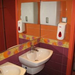 Отель Dunav Болгария, Видин - отзывы, цены и фото номеров - забронировать отель Dunav онлайн ванная фото 2