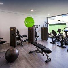 Отель Barceló Corralejo Sands фитнесс-зал фото 3