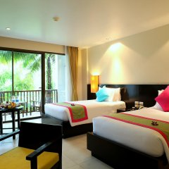 Отель APSARA Beachfront Resort and Villa комната для гостей фото 4