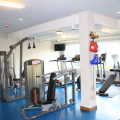 Отель Kalima Resort and Spa фитнесс-зал фото 3