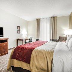 Отель Comfort Inn Louisville комната для гостей фото 4