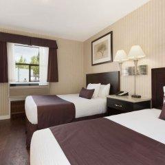 Отель Days Inn - Vancouver Metro Канада, Ванкувер - отзывы, цены и фото номеров - забронировать отель Days Inn - Vancouver Metro онлайн комната для гостей фото 5