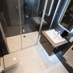 Отель Residenz am Zwinger Германия, Дрезден - отзывы, цены и фото номеров - забронировать отель Residenz am Zwinger онлайн ванная