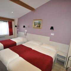 Отель Saint Georges Lafayette Париж комната для гостей фото 3