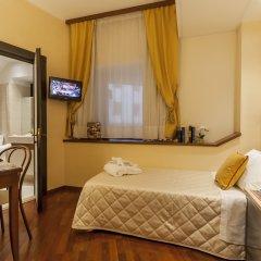 Отель Pitti Palace al Ponte Vecchio Италия, Флоренция - 3 отзыва об отеле, цены и фото номеров - забронировать отель Pitti Palace al Ponte Vecchio онлайн комната для гостей фото 5