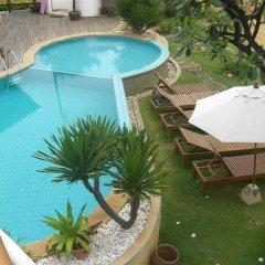 Отель Tanaosri Resort балкон