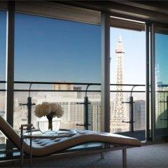 Отель The Cosmopolitan of Las Vegas балкон