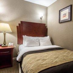 Отель La Quinta Inn & Suites New York City Central Park комната для гостей