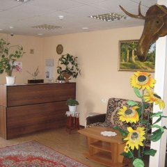 Гостиница На Луговой интерьер отеля фото 2