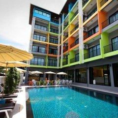 Отель UD Pattaya бассейн фото 2