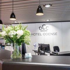 Отель ODENSE Оденсе интерьер отеля фото 2