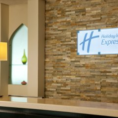 Отель Holiday Inn Express Dubai, Internet City интерьер отеля фото 2
