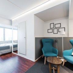 Отель Forenom Pop-up Hotel Финляндия, Хельсинки - отзывы, цены и фото номеров - забронировать отель Forenom Pop-up Hotel онлайн комната для гостей фото 2
