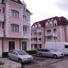Hotel Aristokrat Аврен парковка
