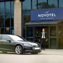Отель Novotel London Stansted Airport городской автобус