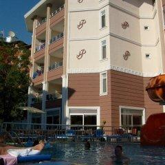 Primera Hotel And Apart Аланья приотельная территория фото 2
