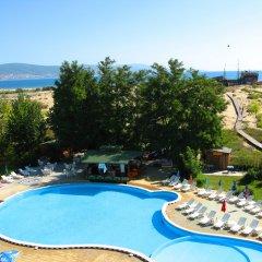 Отель Sirena бассейн