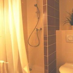 Отель Montempô Apparthôtel Lyon Sud Франция, Лион - 1 отзыв об отеле, цены и фото номеров - забронировать отель Montempô Apparthôtel Lyon Sud онлайн ванная