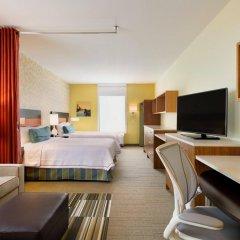 Отель Home2 Suites by Hilton Minneapolis Bloomington США, Блумингтон - отзывы, цены и фото номеров - забронировать отель Home2 Suites by Hilton Minneapolis Bloomington онлайн комната для гостей фото 5