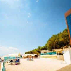 Waterplanet Hotel & Aquapark Окурджалар пляж
