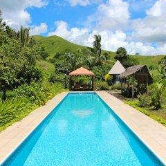 Отель Palmlea Farms Lodge & Bures бассейн фото 2