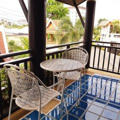 Отель Ramida Pool Villa Таиланд, Паттайя - отзывы, цены и фото номеров - забронировать отель Ramida Pool Villa онлайн балкон