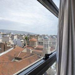 Отель The Pinnacle Athens Афины балкон