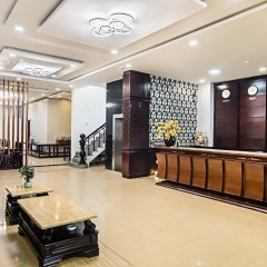 Отель Crown Hotel Вьетнам, Хюэ - отзывы, цены и фото номеров - забронировать отель Crown Hotel онлайн интерьер отеля