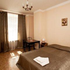 Гостиница Охта комната для гостей фото 5