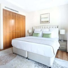 Отель Bright and Luxurious Apt in the Heart of Difc! Дубай комната для гостей фото 4